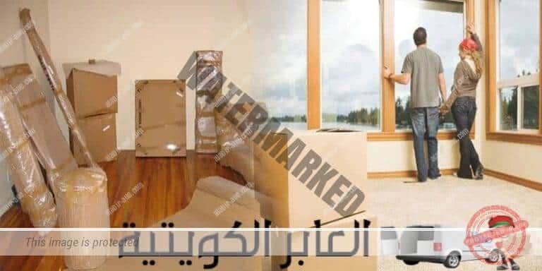 شركة تغليف عفش في الكويت